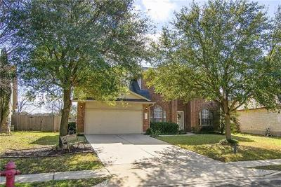 Cedar Park Single Family Home Pending - Taking Backups: 1622 Abbey Ln
