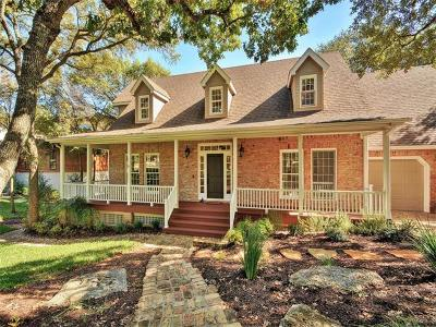 Austin Single Family Home Pending - Taking Backups: 109 Laura Ln