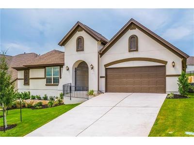 Leander Single Family Home For Sale: 4217 Sandorna Vw