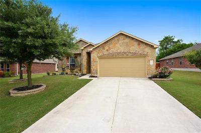 Buda Single Family Home For Sale: 1287 Talley Loop