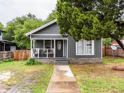Austin Single Family Home For Sale: 3412 Dalton St