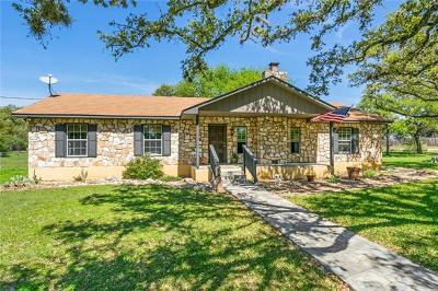 San Marcos TX Single Family Home For Sale: $259,000