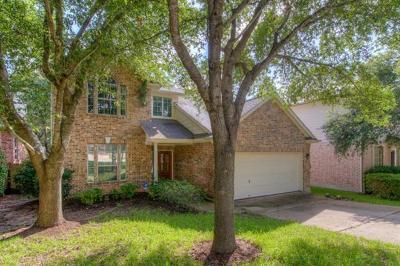 Austin Single Family Home For Sale: 4246 Canyon Glen Cir