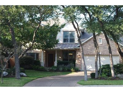 Travis County Single Family Home Pending - Taking Backups: 7308 Rolling Stone Cv