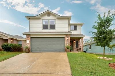 Hays County, Travis County, Williamson County Single Family Home For Sale: 7404 Cayenne Ln