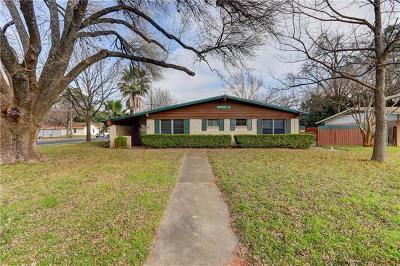 Austin Single Family Home For Sale: 1700 Larkwood Ct