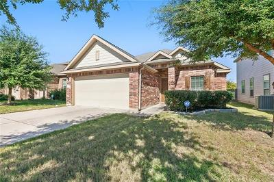 Leander Single Family Home For Sale: 120 Chickadee Ln