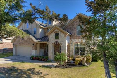 Leander Single Family Home For Sale: 1920 Wildfire