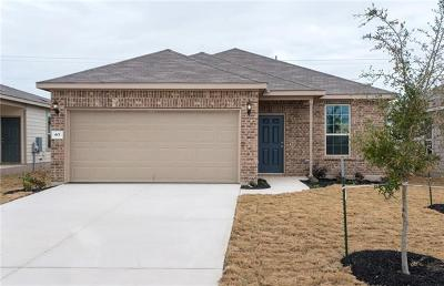 Single Family Home For Sale: 401 Ibis Falls Loop