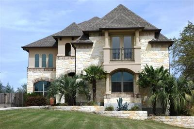 Round Rock Single Family Home Pending - Taking Backups: 405 Entrada Way