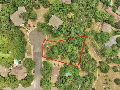 Austin Residential Lots & Land For Sale: 6630 Lost Horizon Dr