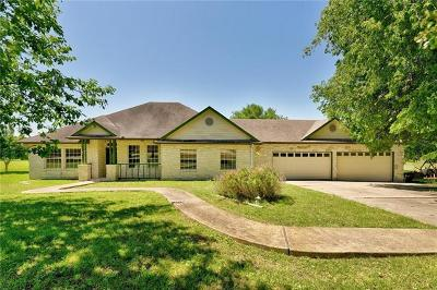 Dripping Springs Single Family Home For Sale: 114 Roanoak Dr