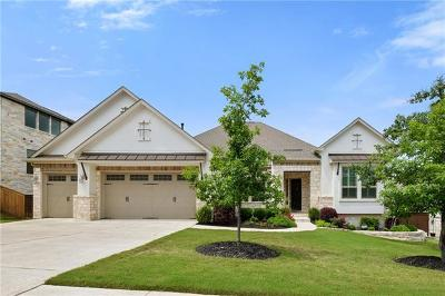 Austin Single Family Home For Sale: 302 Bitterroot Ln