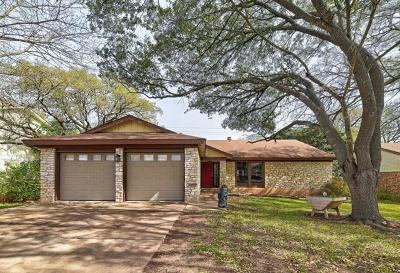 Austin Single Family Home For Sale: 13101 Silver Creek Dr
