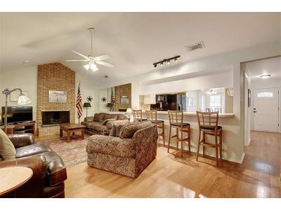 Austin Single Family Home For Sale: 2107 Teakwood Dr