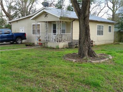 Bastrop County Single Family Home For Sale: 1200 NE 5th St