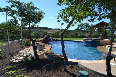 Hays County Single Family Home For Sale: 406 Big Brown Dr