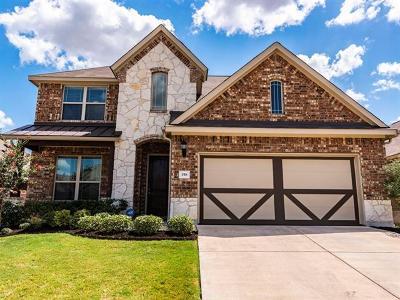 Buda Single Family Home For Sale: 158 Crystal City Crk