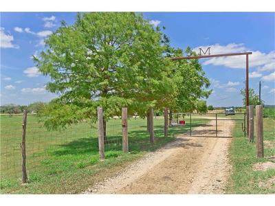 Kyle Single Family Home For Sale: 2700 Mathias Ln