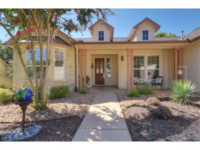 Georgetown Single Family Home Pending - Taking Backups: 111 Dandelion Dr