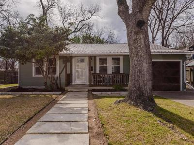 Travis County Single Family Home Pending - Taking Backups: 1505 Palo Duro Rd