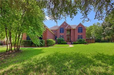 Round Rock Single Family Home For Sale: 12 Shaded Way