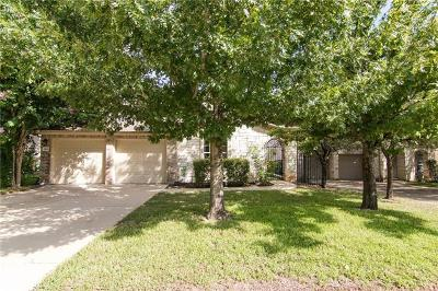 Austin Single Family Home For Sale: 12603 Palfrey Dr