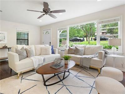 Single Family Home For Sale: 4025 Valley View Rd