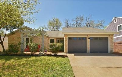 Single Family Home Pending - Taking Backups: 2703 Inridge Dr