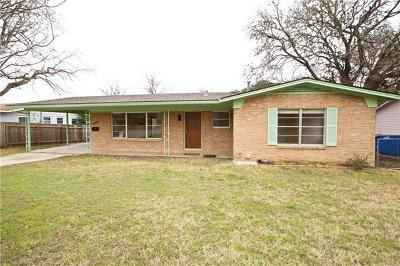 Single Family Home Pending - Taking Backups: 3305 Westland Dr