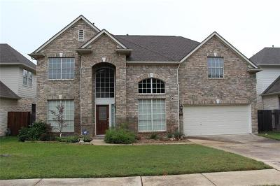 Austin Single Family Home For Sale: 15215 Calaveras Dr