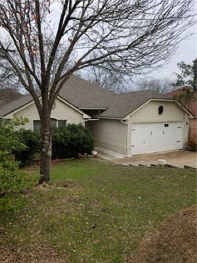 Austin Single Family Home For Sale: 5710 Lark Creek Dr