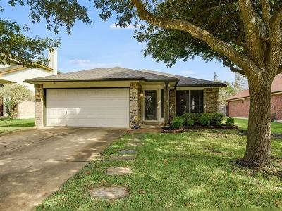 Travis County Single Family Home Pending - Taking Backups: 3404 Kissman Dr