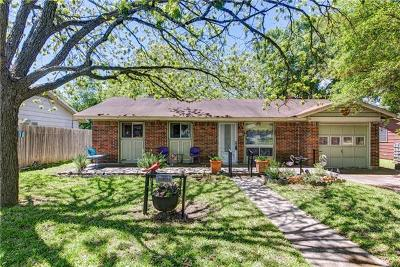Austin Single Family Home For Sale: 401 Westmorland Dr