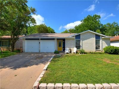 Hays County, Travis County, Williamson County Single Family Home Pending - Taking Backups: 1111 Turtle Creek Blvd