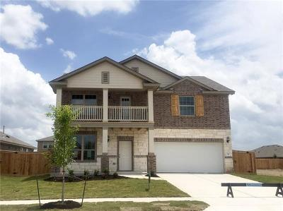 San Marcos Single Family Home For Sale: 216 Horsemint Way
