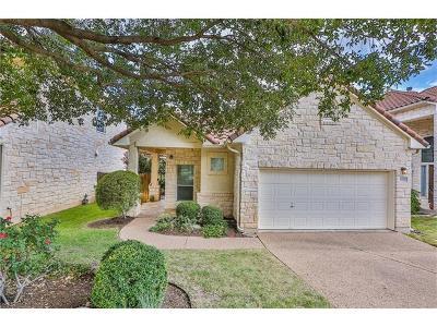 Austin Single Family Home For Sale: 6218 Tasajillo Trl