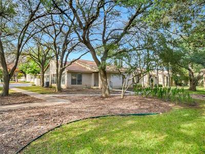 Austin Condo/Townhouse For Sale: 8111 East Ct