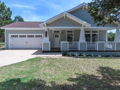 Lago Vista Single Family Home Pending - Taking Backups: 7707 Bar K Ranch Rd