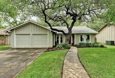 Austin Single Family Home For Sale: 11609 Elk Park Trl