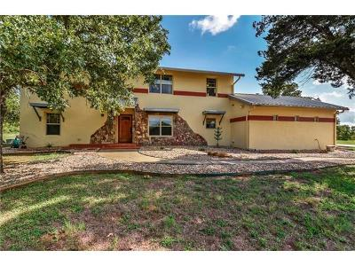 Bastrop County Single Family Home For Sale: 108 Estate Row