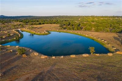 Burnet County, Lampasas County, Bell County, Williamson County, llano, Blanco County, Mills County, Hamilton County, San Saba County, Coryell County Farm For Sale: Ranch Road 1323