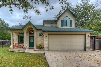 Austin Single Family Home Pending - Taking Backups: 2305 Whitebead Trl