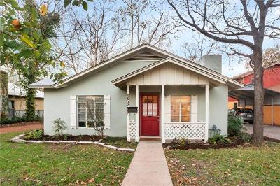 Austin Single Family Home For Sale: 3502 Banton Rd