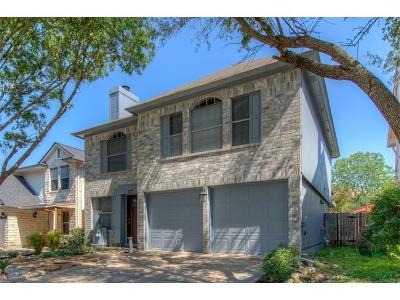 Pflugerville Single Family Home Pending - Taking Backups: 713 Smoke Signal Pass