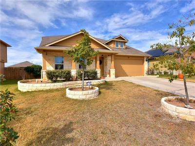 Hutto Rental For Rent: 104 Hawkins Ct