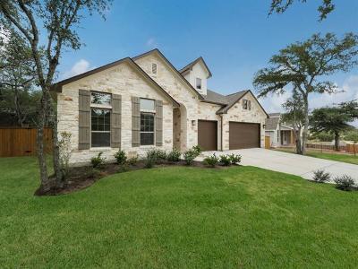 Leander Single Family Home For Sale: 2421 Belen Dr