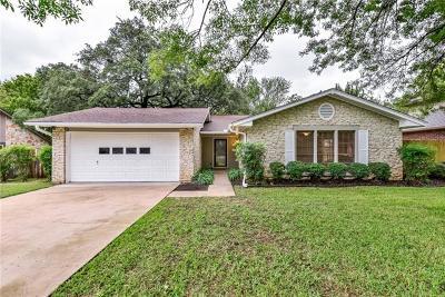 Austin Single Family Home For Sale: 11613 Sherwood Frst
