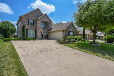 Pflugerville Single Family Home For Sale: 19617 Diablo Dr
