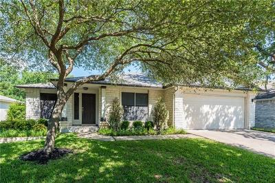 Leander Single Family Home For Sale: 3202 Lambrusco Ln